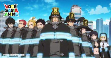 Rapaz ajuda a Evitar incêndio e cita Anime de bombeiros como influência