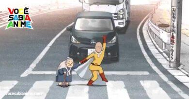 Yusuke Murata faz Animação Incrível de One Punch Man