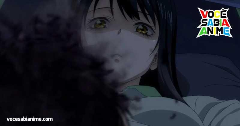 Mieruko-chan é um anime de Horror Sobrenatural, eles falaram