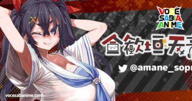 Asanagi cria design para nova VTuber de Conteúdo Adulto