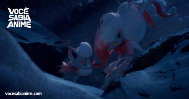Conheça o Primeiro Pokémon Fantasma e Normal da Série