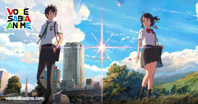 Makoto Shinkai terminou o storyboard de seu novo Filme
