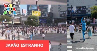 Mega Man aparece na rua e viraliza na net