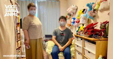 Veja o quarto de um Kodomo-beya Ojisan de 33 anos vivendo com a Mãe